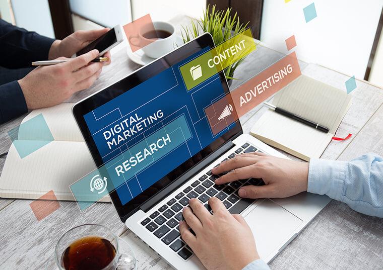 ポータルサイト・メディア構築コンサルティング事業